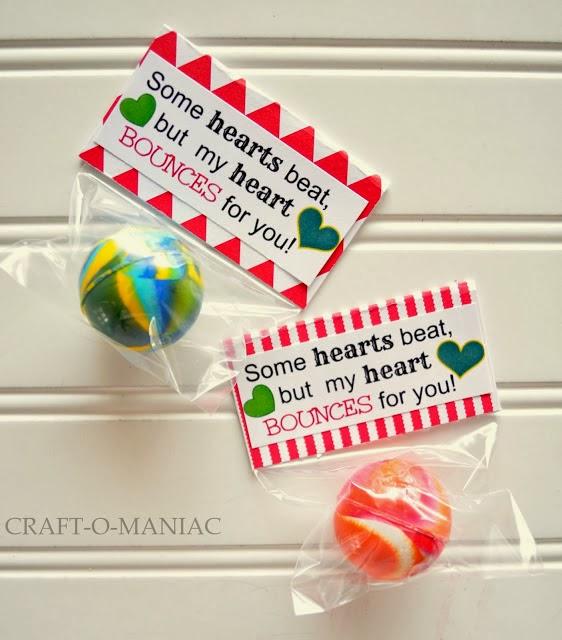 Craft-o-Maniac: Valentine Card