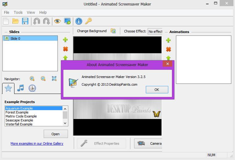 screensaver maker software with crack