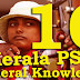 Kerala PSC General Knowledge Question and Answers - 10