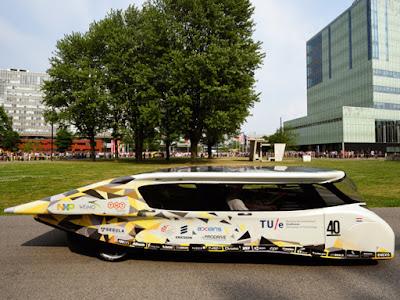 El cotxe solar