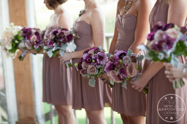 J.Crew bridesmaids dresses