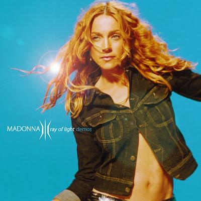 madonna ray of light album cover - photo #7