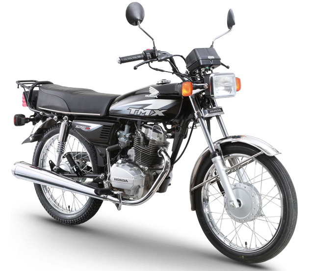 Honda Tmx 125 Alpha Released