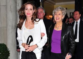 Angelina Jolie's Rumored Mother-In-Law Dispute » Gossip | Angelina Jolie