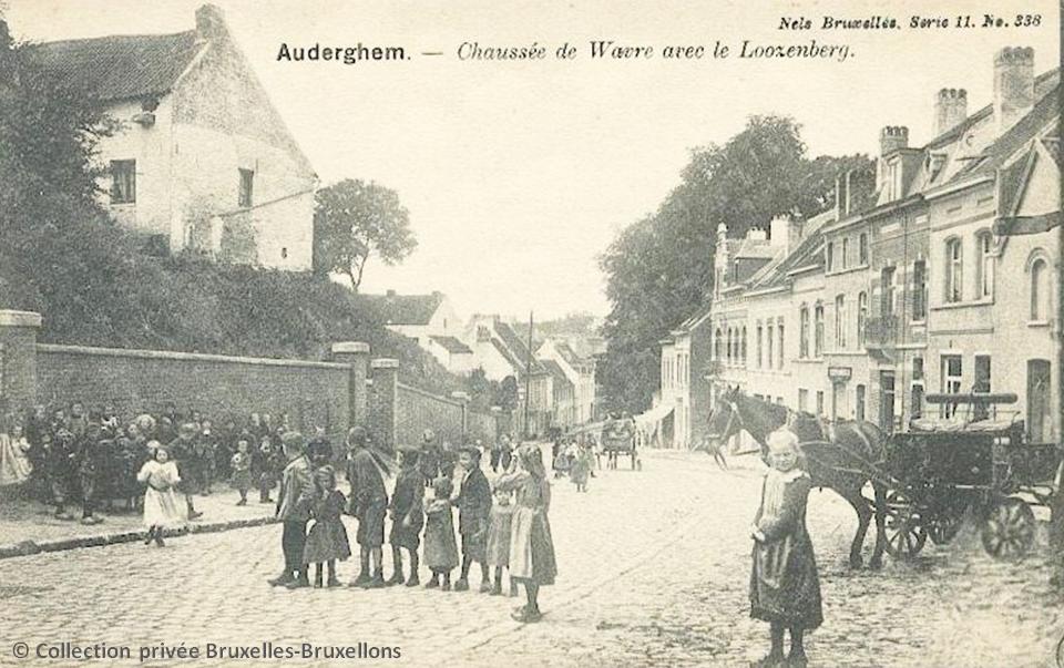 Village du Bergoje - Loozemberg - Chaussée de Wavre - Auderghem - Bruxelles-Bruxellons