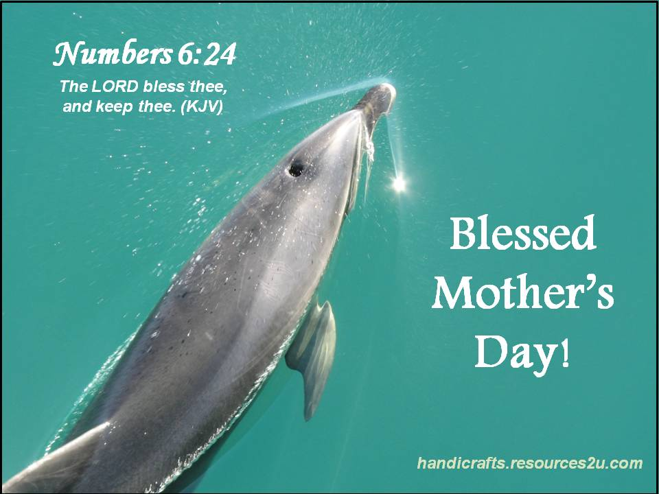 Happy Mother's Day Bible Verse