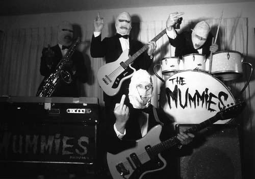 Fantômes du rock ! The%252BMummies