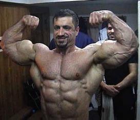 Mesa bodybuilders