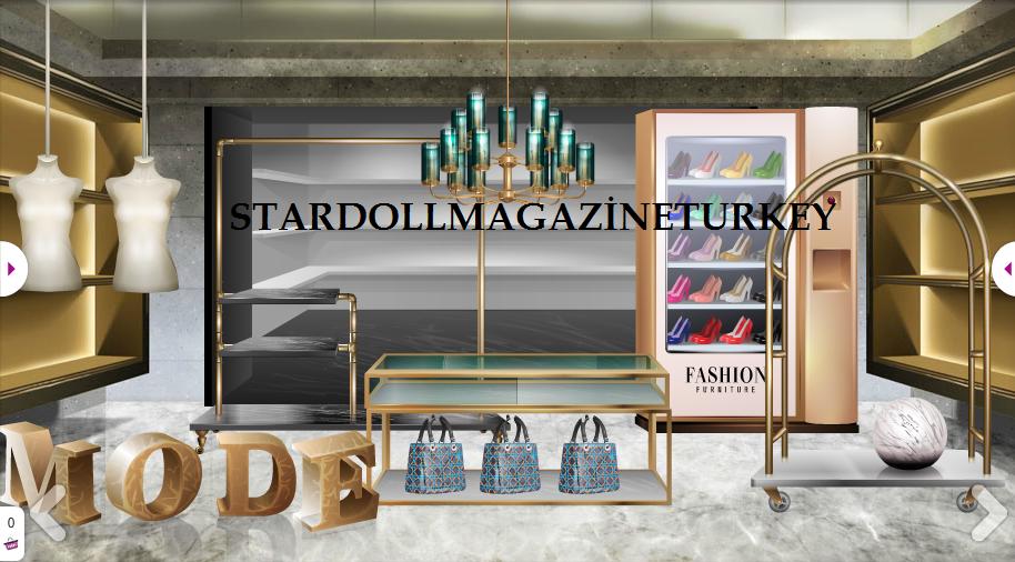 Fashion furniture stardoll magazine turkey for Dekor turkey
