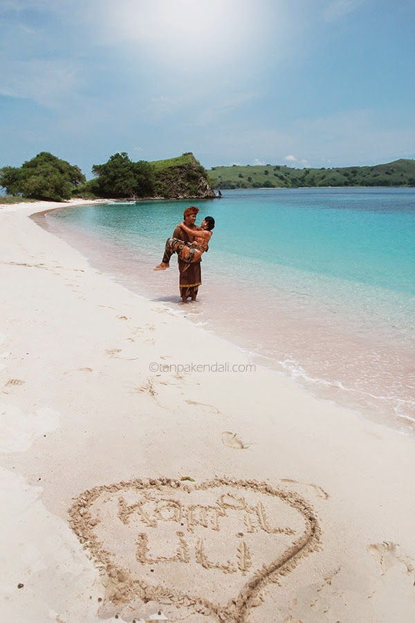 Ada Cinta di Komodo