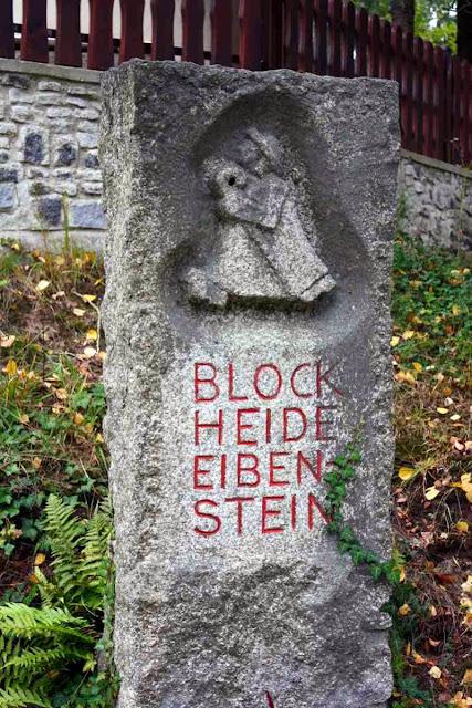 Blockheide Eibenstein © Copyright Monika Fuchs, TravelWorldOnline