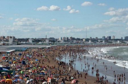 Verano en Mar del Plata