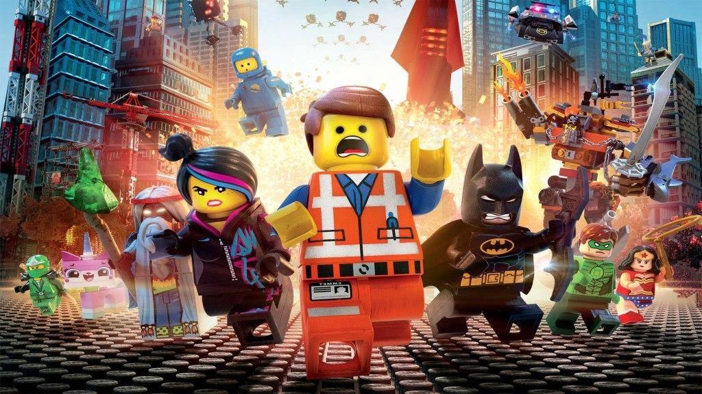 Lego Emmet Wallpaper Imgstar