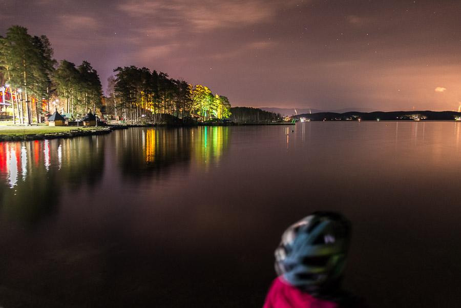 Ночная фотосессия