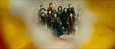 The Flowers of War • Jin líng shí san chai (2011)