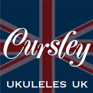 cursley ukuleles logo