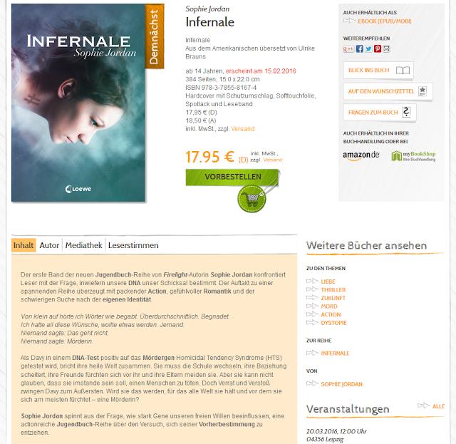 http://www.loewe-verlag.de/titel-0-0/infernale-7651/