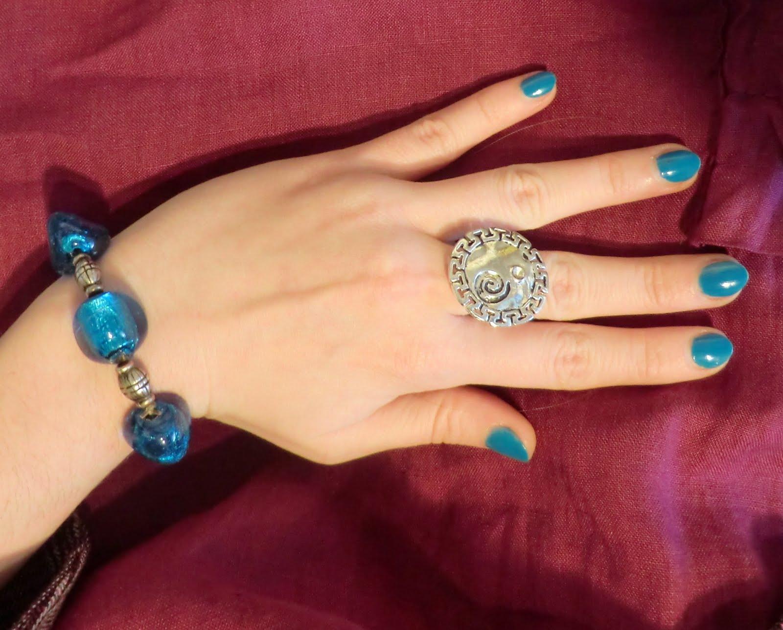 Ring Shaped Brooch