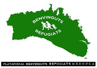 Benvinguts Refugiats Menorca
