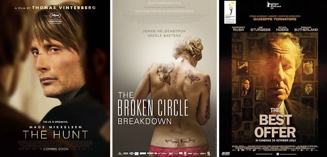 EUFF 2014 Malaysia movie picks: The Hunt, Broken Circle Breakdown, Best Offer
