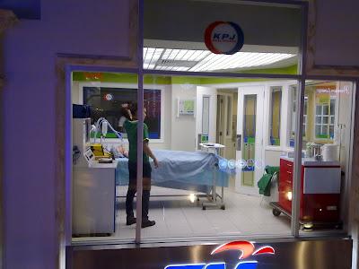 Hospital di Kidzania City