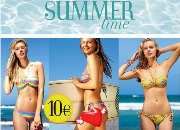 bikinis de verano eci 2014