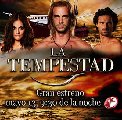 La Tempestad Telenovela Cast