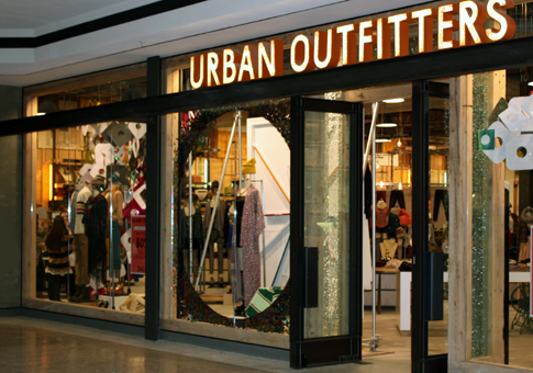 Shop Urban Outiftters