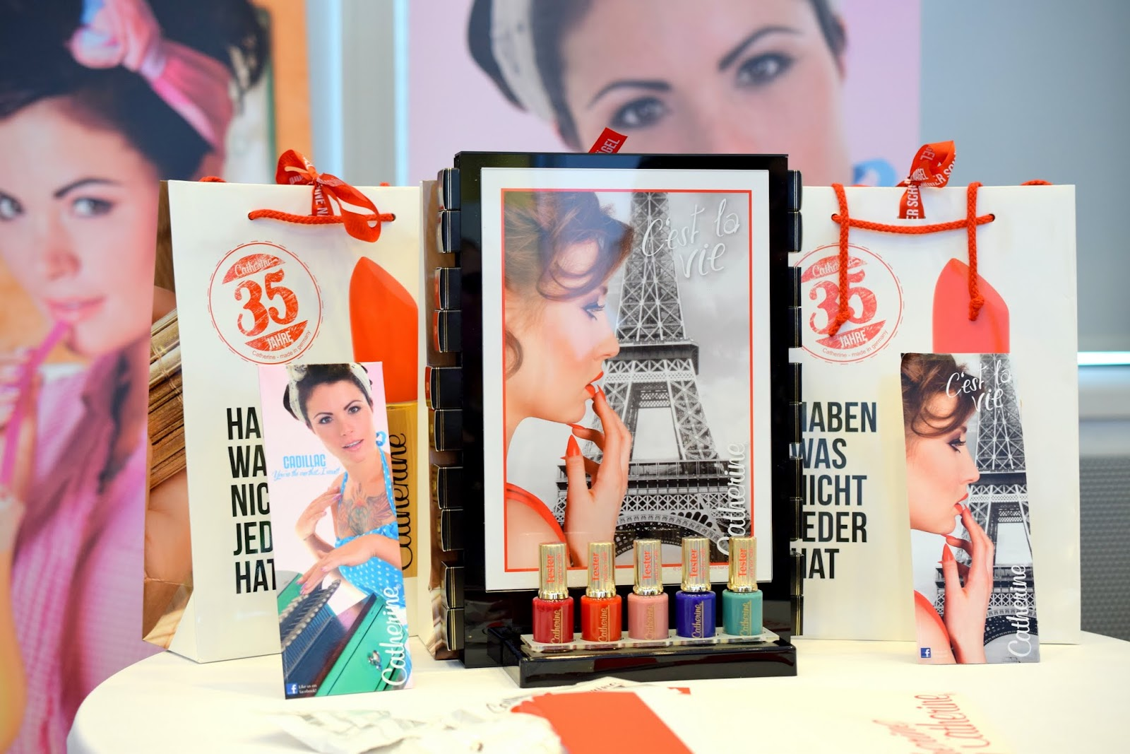 Beautypress Bloggerevent Juni 2015: Catherine