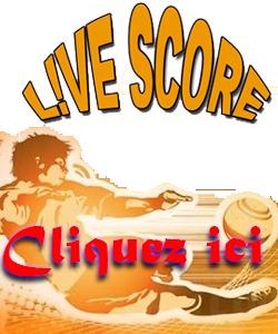 Live Score FootBall