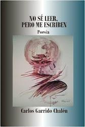 NO SÉ LEER, PERO ME ESCRIBEN; CARLOS GARRIDO CHALÉN