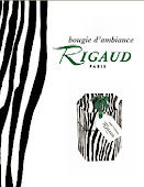 Luxury Candles by Rigaud