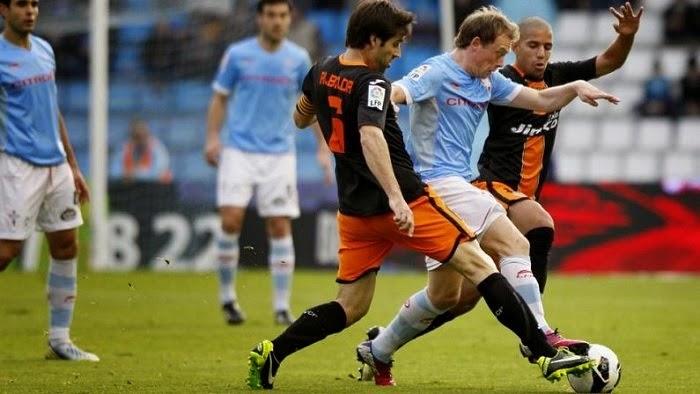 Valencia vs Celta Vigo en vivo
