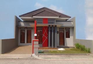 Gambar Rumah Minimalis Modern Type 45