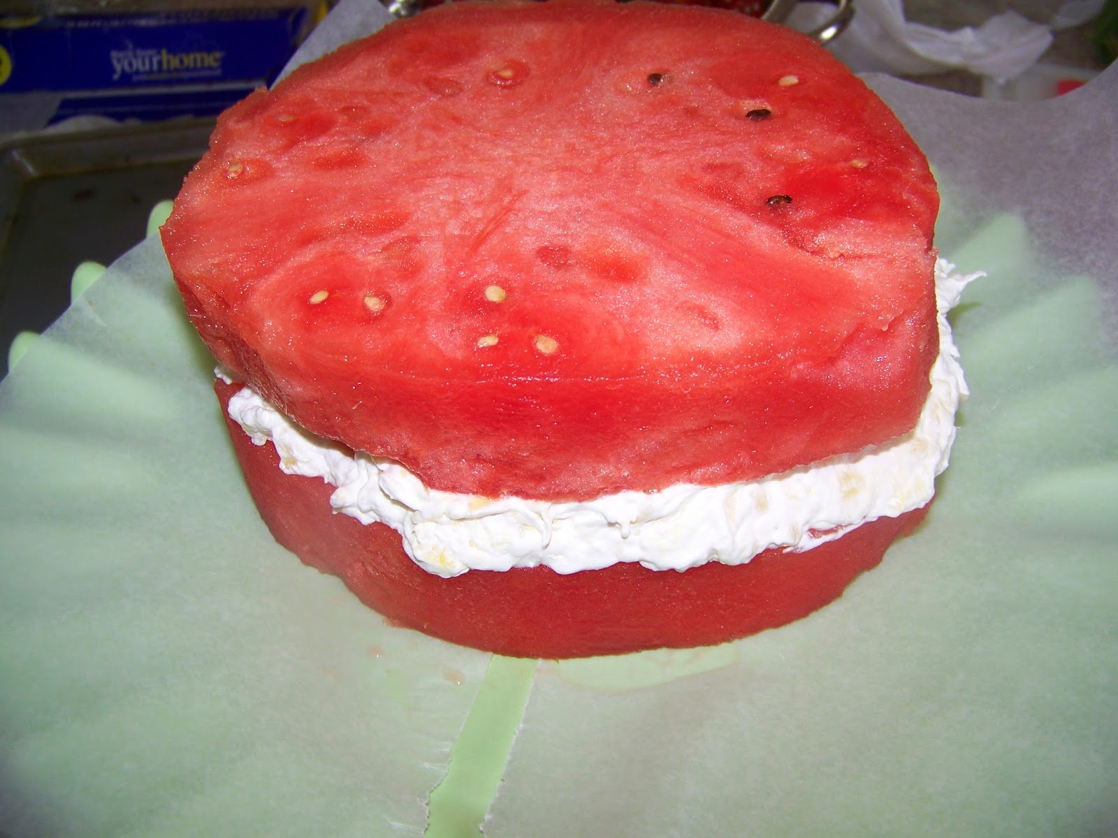 how to keep watermelon fresh for lunch