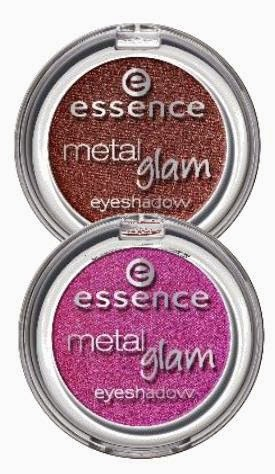 Sombras de ojos essence metal glam eyeshadow