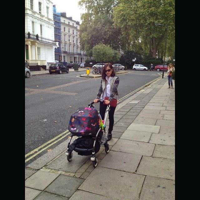 Liyana Jasmay, keluarga ke England, info, terkini, liyana jasmay, sensasi,