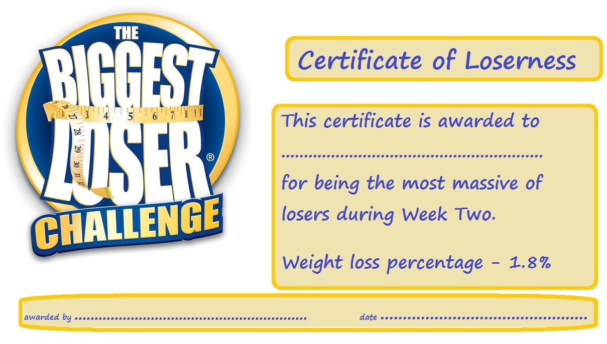loser certificate template 28 images loser invitations