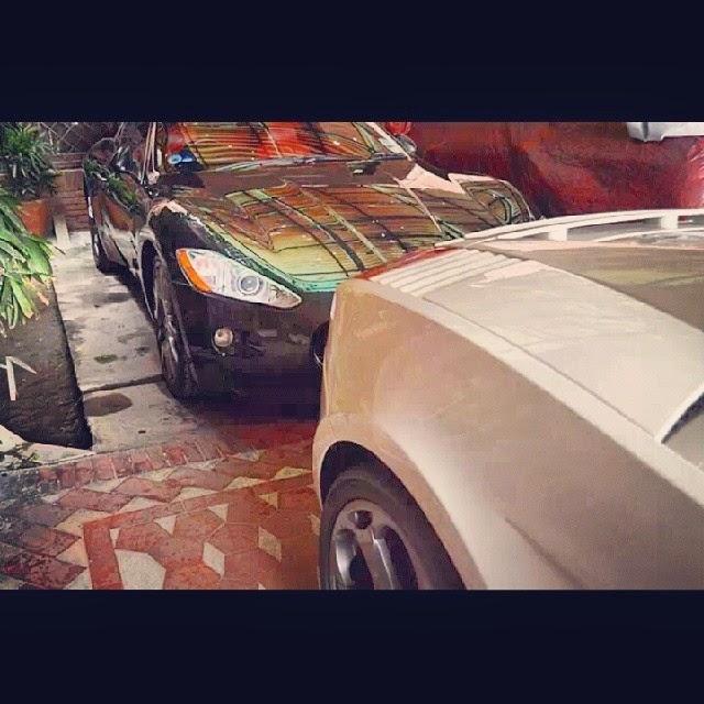 Maserati of Sardar ayaz sadiq