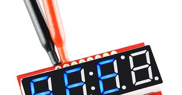 Fintastical arduino with sparkfun segment serial display