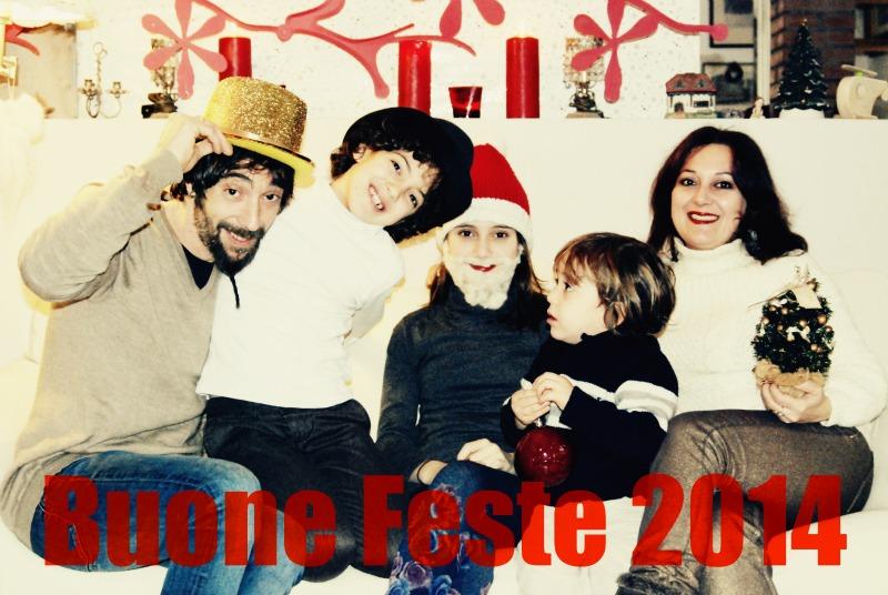 foto di famiglia buone feste