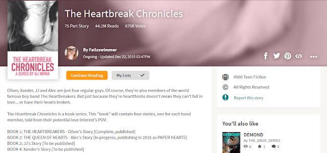 https://www.wattpad.com/story/925184-the-heartbreak-chronicles
