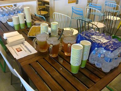 Merienda en Ikea durante la presentación del nuevo catálogo