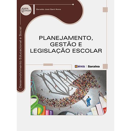 Planejamento, Gestão e Legislação Escolar
