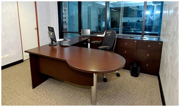Muebles de melamine construye arte oficina escritorios for Lista de precios muebles de oficina