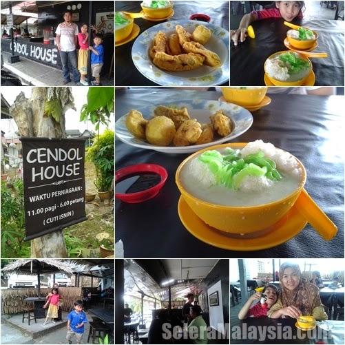 Cendol House @ Kg Melayu Majidee