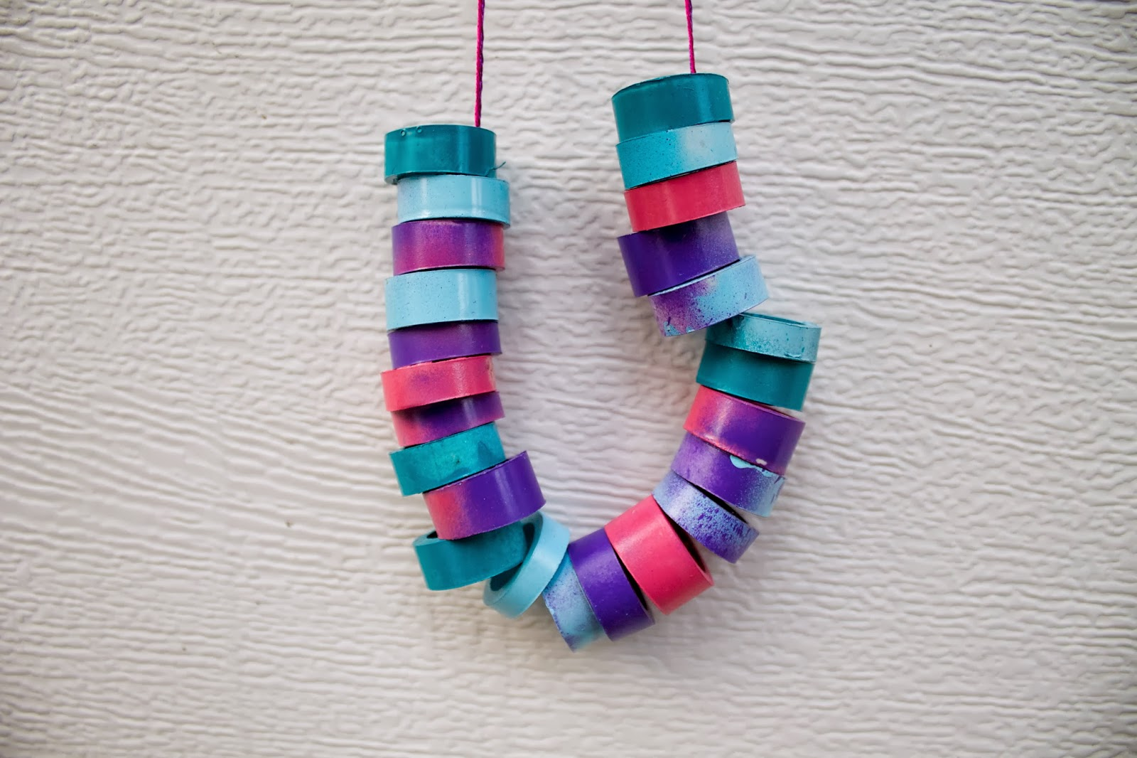 Sowdering about day 30 pvc pipe extra easy crafts for Pvc pipe crafts