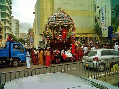 sri lanka, desfile