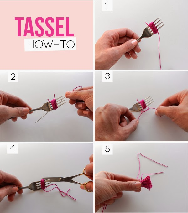 how to make wristbands with thread