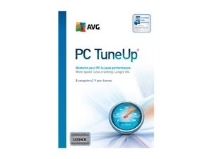 AVG PC Tuneup is a complete system analysis and optimization suite